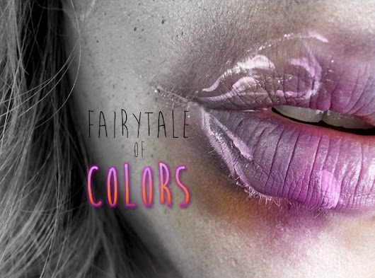 *Kitty's trashtastische Welt*: gepinselt | Fairytale of Colors