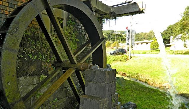 Serra Gaúcha - Caminhos de Pedra - Casa da Erva Mate