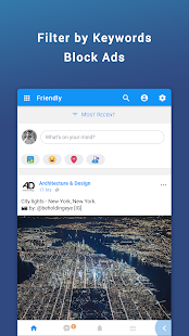 Friendly for Facebook v4.0.04 build 633 [Unlocked] APK