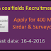 Western coalfields Recruitment 2016 Apply for 400 Mining Sirdar & Surveyor posts