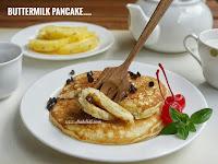 Tips Membuat Pancake Lembut dan Fluffy