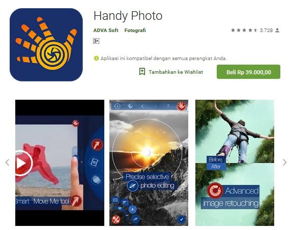 Aplikasi Menghapus Objek Foto Terbaik di Android