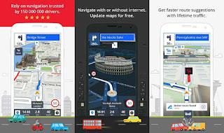 aplikasi gps android GPS Navigation