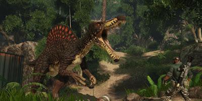 Carnivores Dinosaur Hunter Reborn (PC) 2015