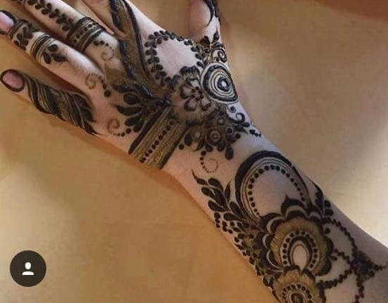 Mehndi Patterns Arabic : Latest arabic mehndi designs. great top designs to try