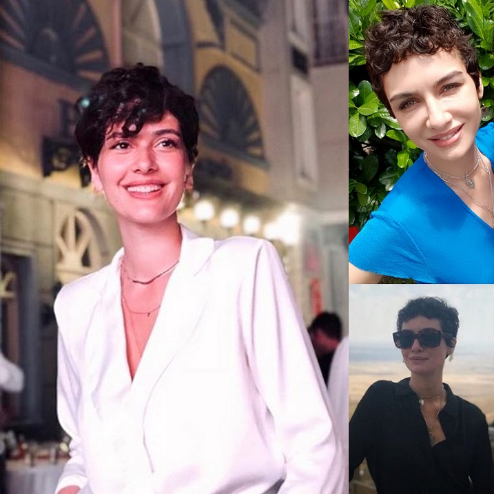 Modaya Dair Berguzar Korel Ve Birce Akalay In Kisa Saclari