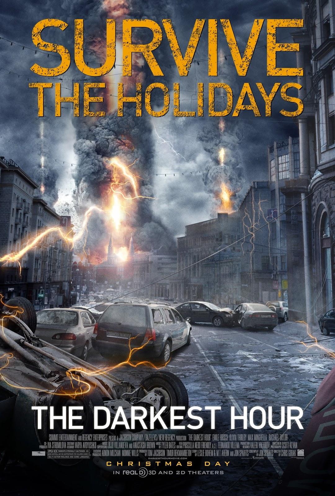 The Darkest Hour มหันตภัยมืดถล่มโลก [HD][พากย์ไทย]