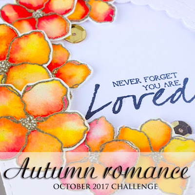 "October challenge ""Autumn romance"""