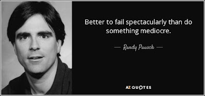 Fail spectacularly
