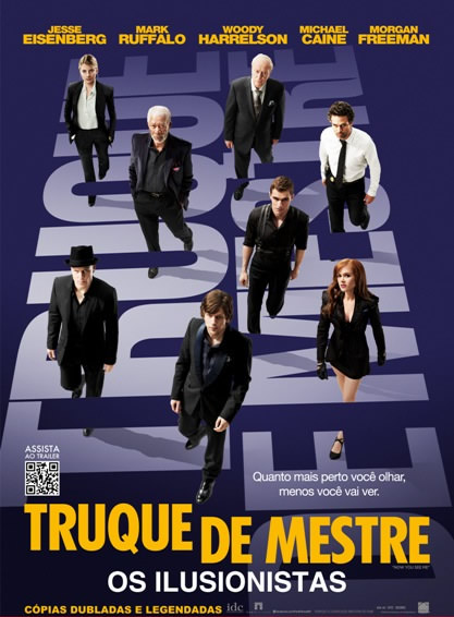 Truque de Mestre – HD 1080p – Dublado (2013)