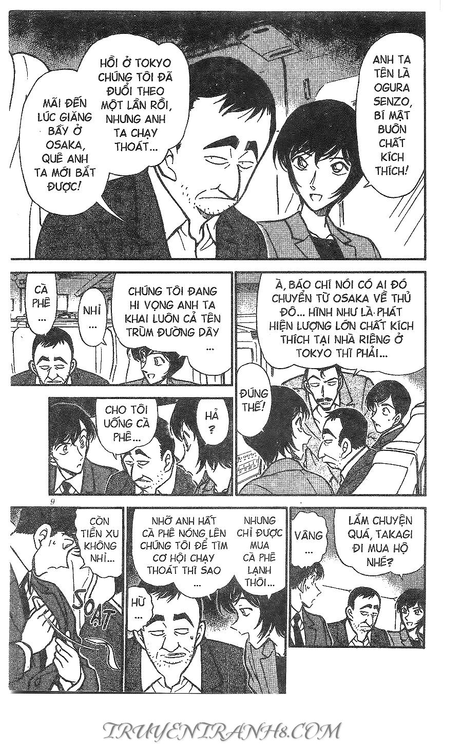 Detective Conan Chap 296 - Truyen.Chap.VN