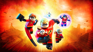 Lego The Incredibles Wallpapers | Backgrounds