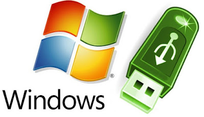 cara membuat usb windows