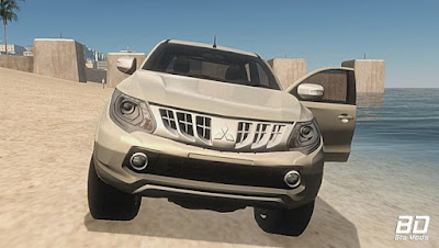 Download ,Mod , Carro , Mitsubishi L200 Triton para GTA San Andreas, GTA SA , Jogo PC