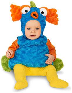 Rainbow Fish Infant Costume for Halloween