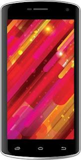 Intex mobile Cloud Glory(Black, 8 GB)