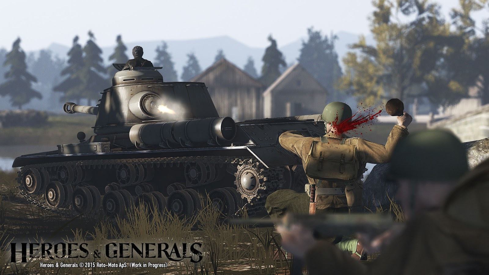 Heroes and generals bad matchmaking