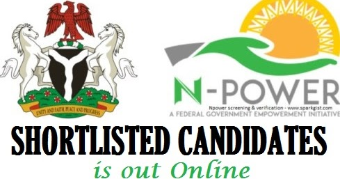 Image result for 2017 Npower List Of Shortlisted Candidates logo