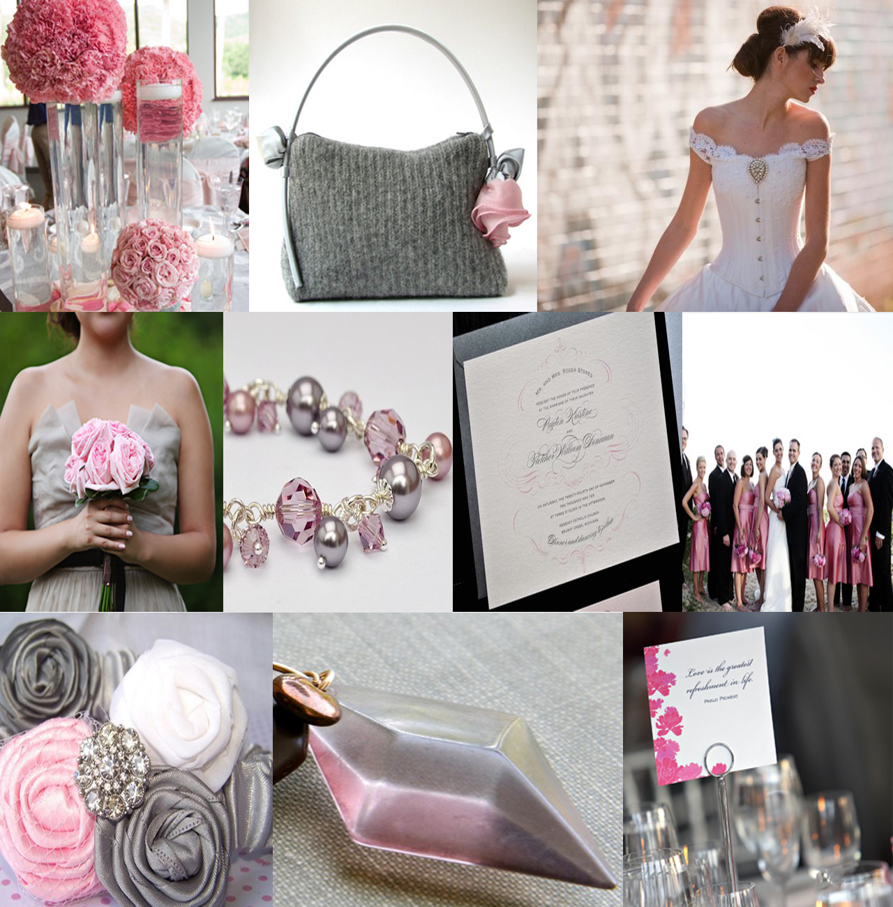 Pink Wedding Themes Ideas: ::Ceritera Ciksiti::: Wedding Theme