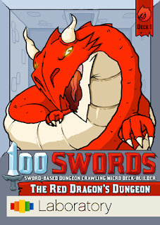 100 Swords - The Red Dragon's Dungeon