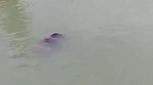 """Pelajar Asal Cengal Ditemukan Tenggelam di """"Air Biru"""""""