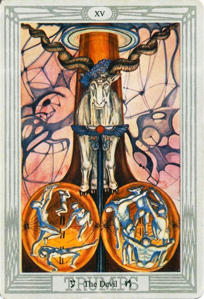 Demony tarota