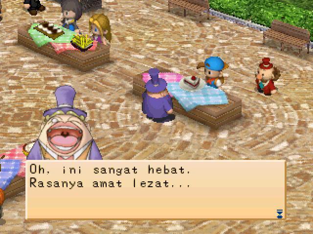 Download Harvest Moon Back to Nature PC Bahasa Indonesia dan