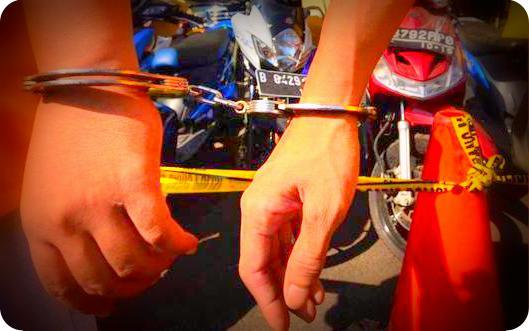 Polsek Abepura Dalami Kasus Penadah Motor Curian di Tanah Hitam