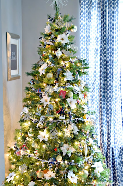 Super Simple Holiday Home Tour 2016