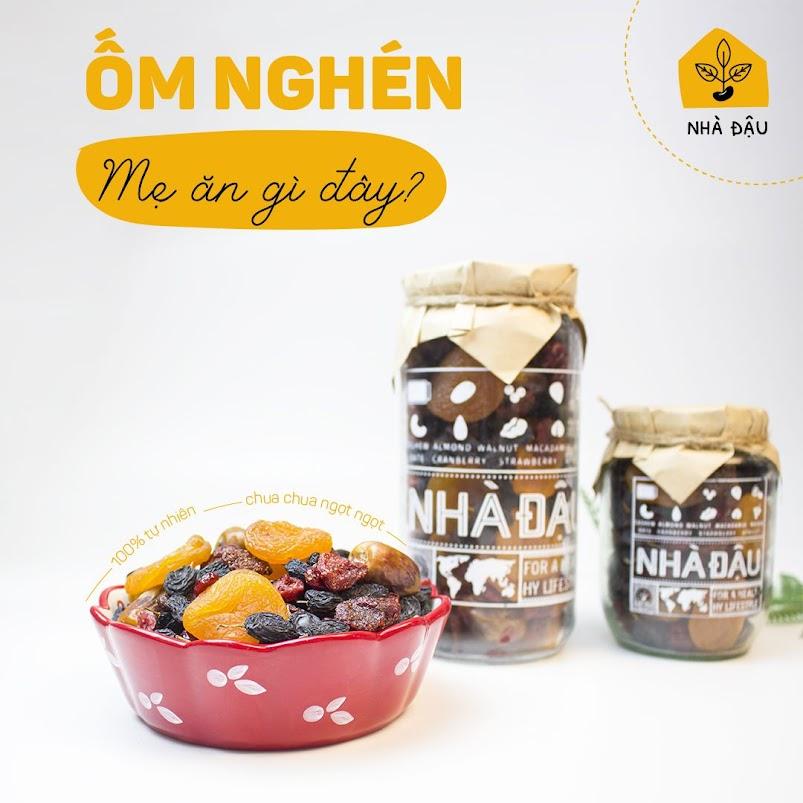 [A36] Mixnuts giúp mẹ bầu giảm nghén tức thì và thèm ăn hơn