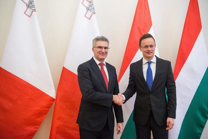 Magyarország és Málta érti a migrációs válság súlyosságát