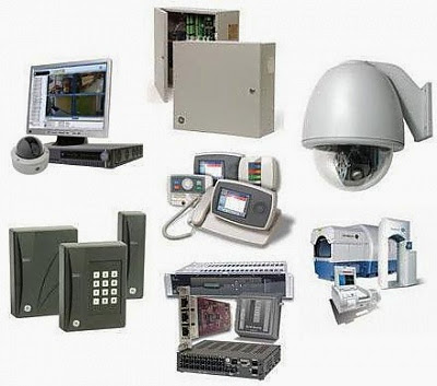 Types of Home Alarm Systems picture