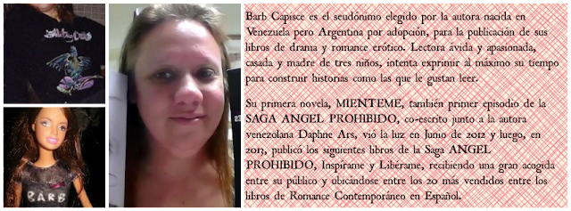 http://www.amazon.com/Barb-Capisce/e/B00BL2PZRE