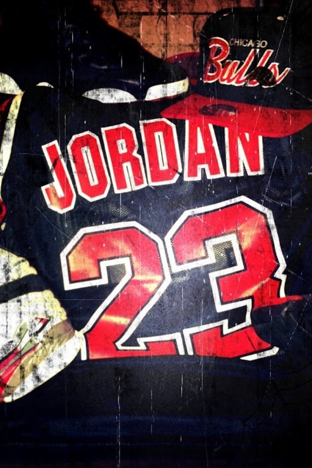 Android Best Wallpapers Chicago Bulls Jersey Jordan 23