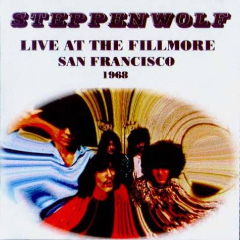 The Evil Monkey S Records Live Desk Steppenwolf Live