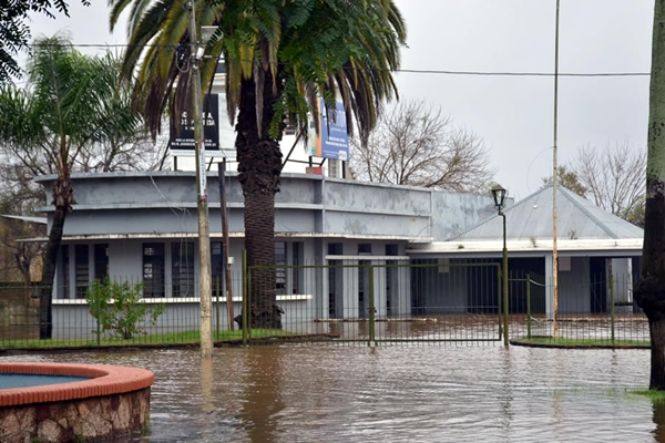 inundaciones paysandú