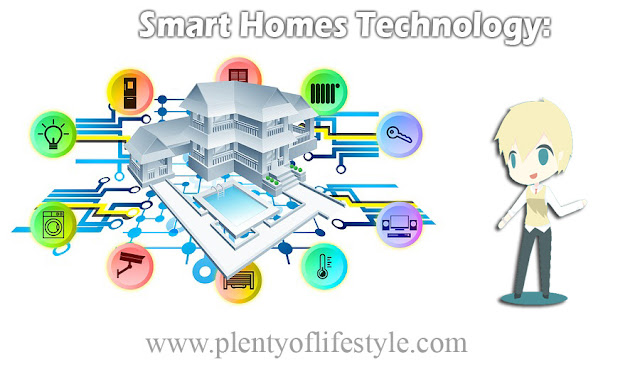 smart homes technology: benefits & wiki