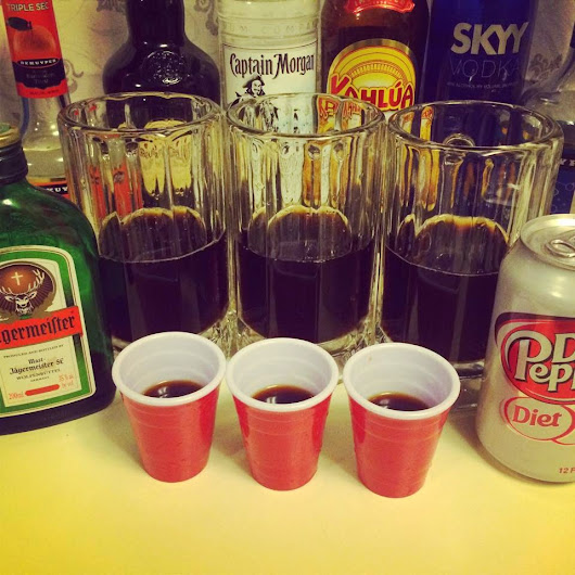 Dr. Jager Bombs