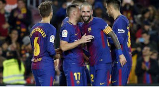 Barcelona  vs Real Murcia 5-0 Video Gol & Highlights