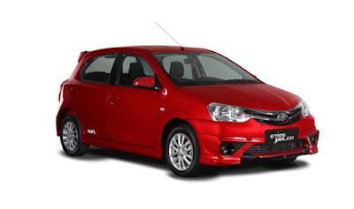Toyota Etios Valco (Harga 151 juta - 178 juta)