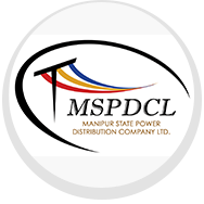 Image result for Manipur State Power Distribution Company Limited (MSPDCL) logo