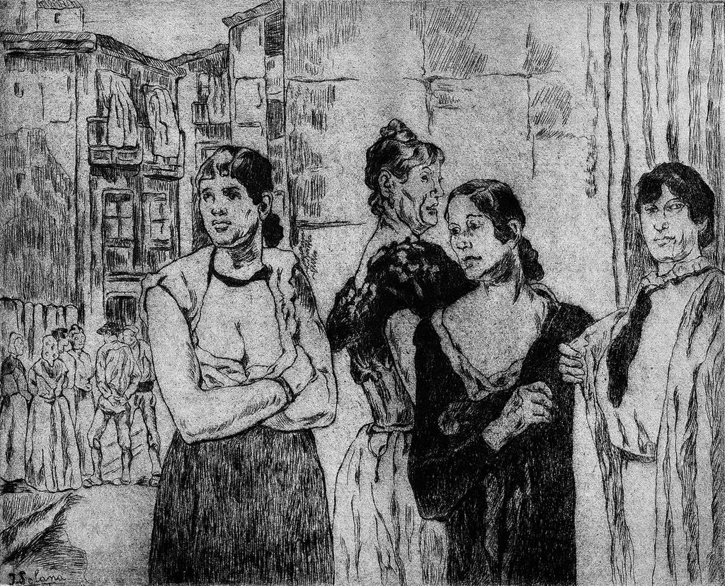 estereotipo de mujer mujeres prostitutas