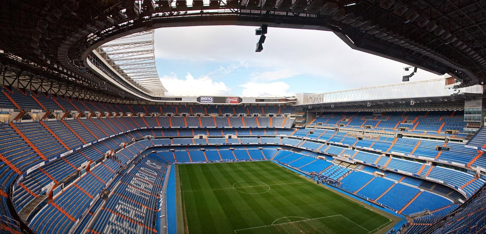 95f81916a0d que maneje el Real Madrid para el patrocinio de su estadio sean  sencillamente