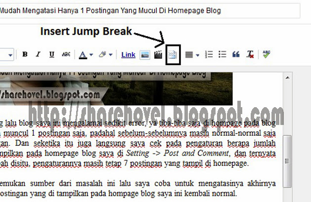 Step_3_Insert_Jump_Break_Revert_to_drafts_Cara_Mudah_Mengatasi_Hanya_1_Postingan_Yang_Mucul_Di_Homepage_Blog_by_sharehovel