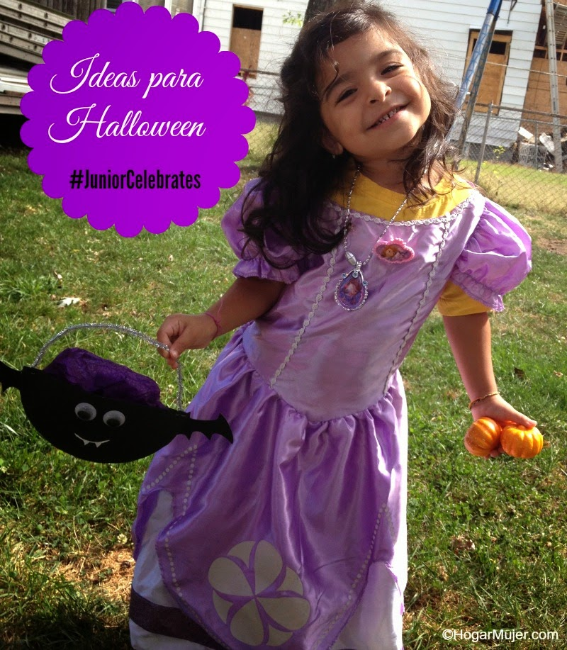 #JuniorCelebrates #CollectiveBias #shop #Halloween #niños