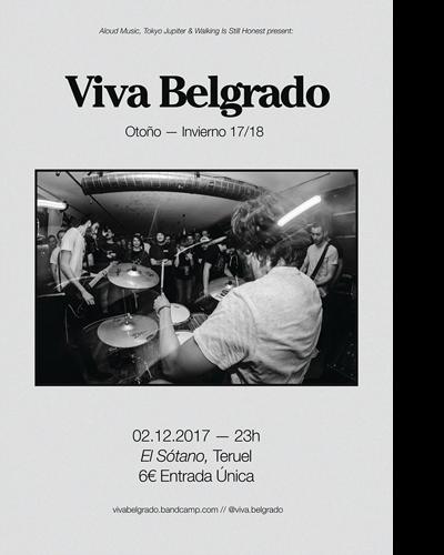 Viva Belgrado