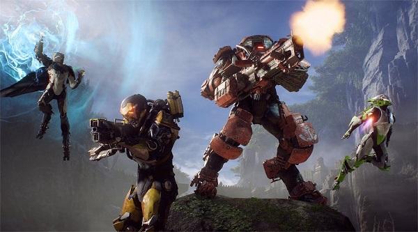 أستوديو Bioware يخرج عن صمته أخيرا و يكشف هدفه من لعبة Anthem..