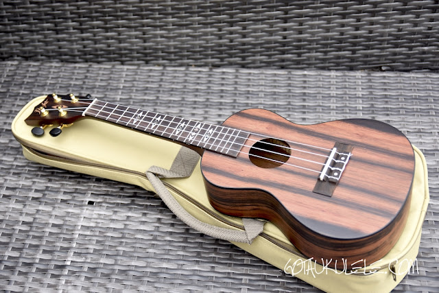 Flight DUC460 Ukulele