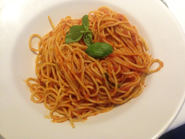 Spaghetti Pomodoro Brighton