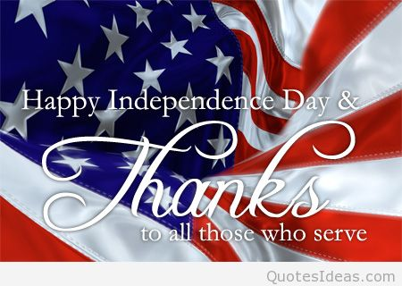 40+ Best 4th July Independence Day USA 2017 SMS Message Wishes Quotes Sayings